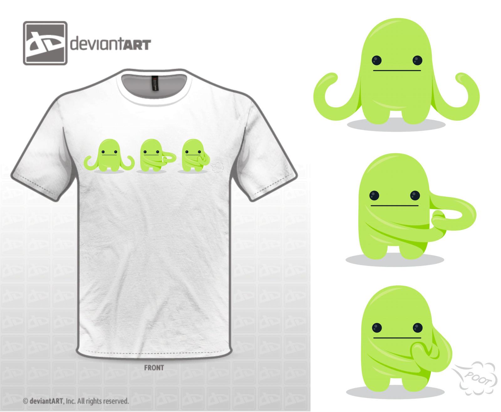 'Poot' Monster