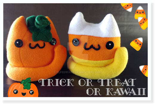 Trick or Treat or Kawaii