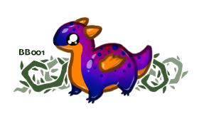 Bean Dragon 001