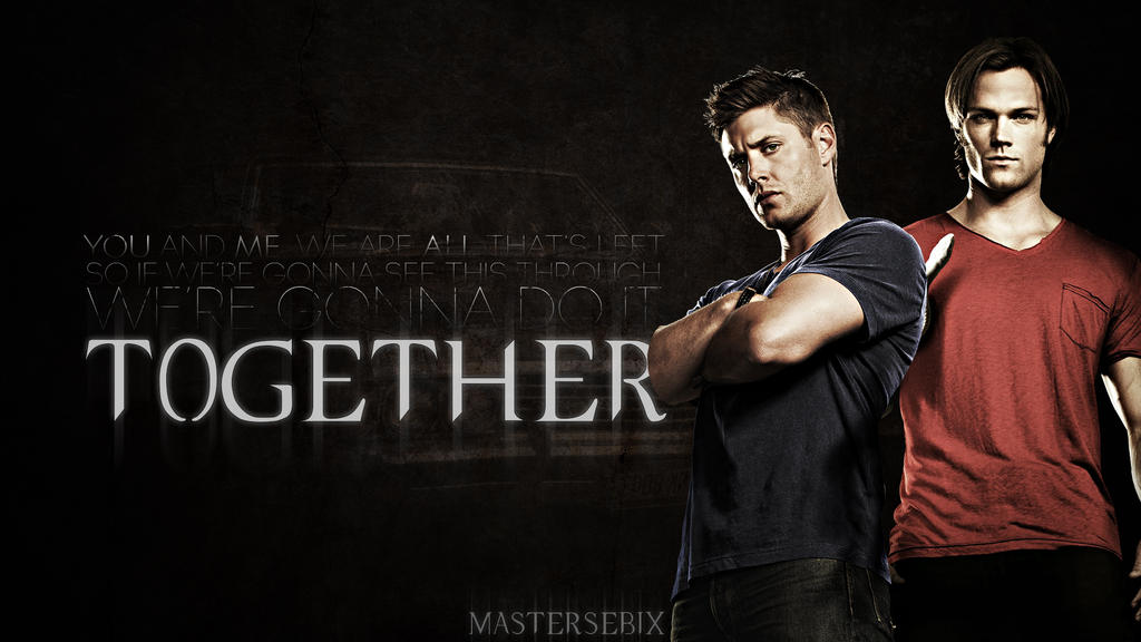 Supernatural Wallpaper Selfmade by mastersebiX on DeviantArt