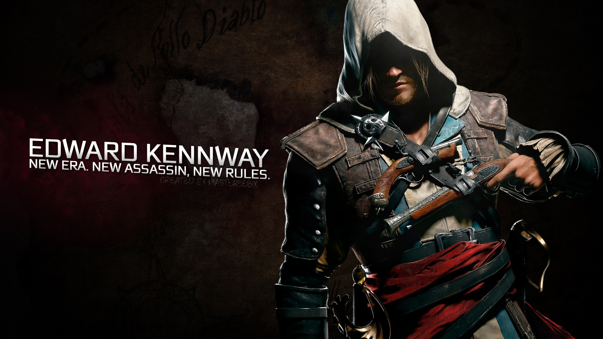 wallpaper assassins creed iv - photo #22
