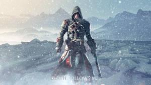 Assassins Creed Rogue - Death Follows Me (Wallp)