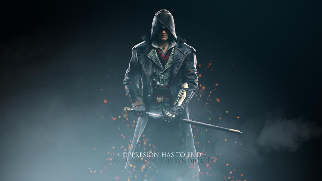 Assassins Creed Syndicate Wallpaper 4k By Mastersebix On Deviantart