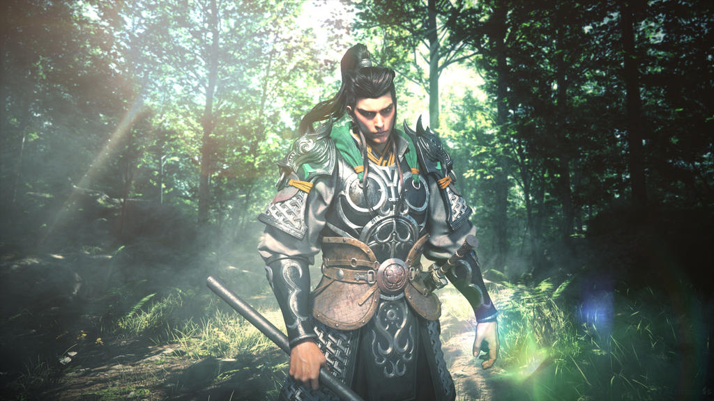 Dynasty Warriors 9 - Wallpaper by mastersebiX on DeviantArt