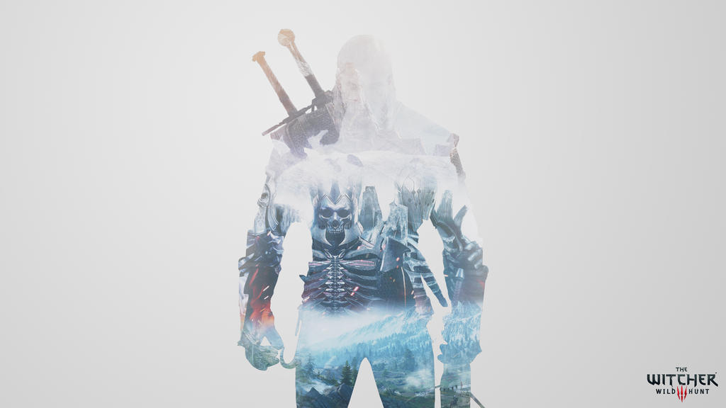 The Witcher 3 Wallpaper 4k: Wallpaper [4K] By MastersebiX [DeviantID