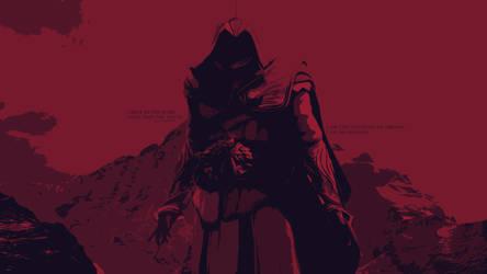 Assassins Creed - Ezio - Wallpaper [1080p] by mastersebiX