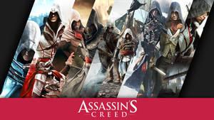 Assassins Creed - All Together / Wallpaper [4K]