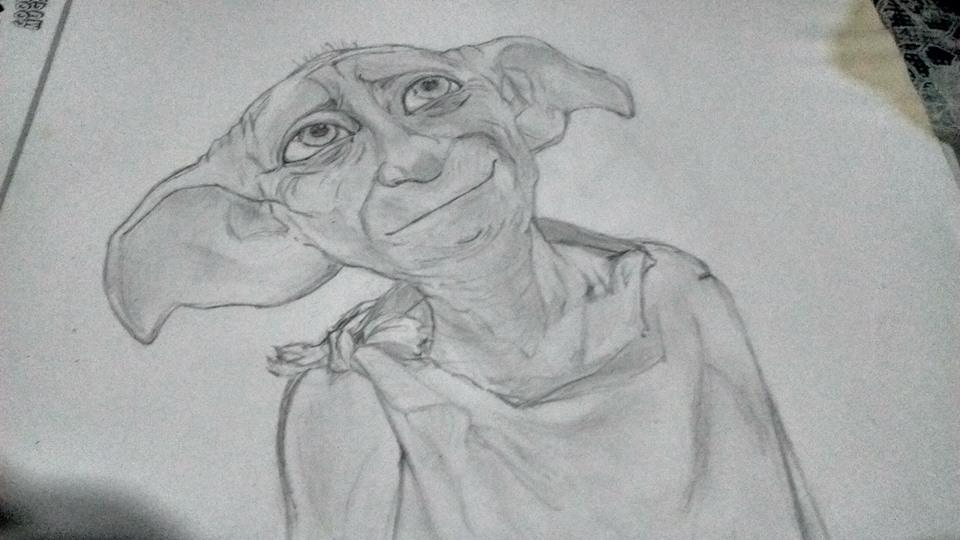 Dobby Es Un Elfo Libre By Maximus237 On Deviantart
