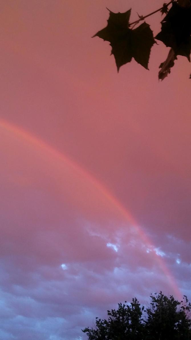 Double Rainbow 2 by c55m
