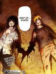 Shut up... Stupid - Naruto #698