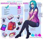 Meet The Artist - Narumy Natsue