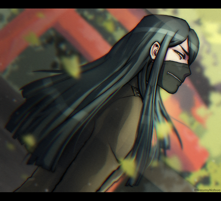 Korekiyo Shinguji by NarumyNatsue