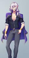 Captain Avan Bane