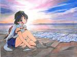 San on the beach (3)