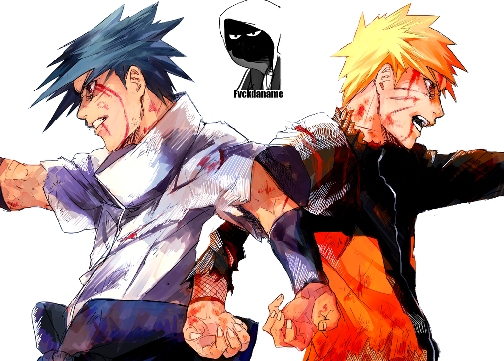 Image Result For Sasuke And Naruto