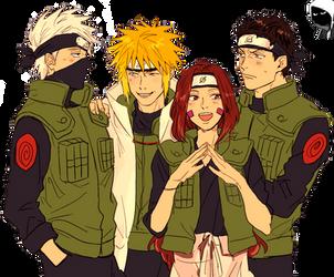 Team Minato by fvckfdaname