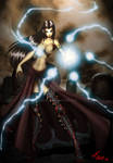 Odeth Lady of Undead