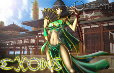 Odeza Yang  Miembro del TAO by odeloth