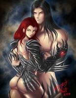 The Dark Embrace by odeloth