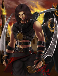 Dastan Prince Of Persia by odeloth