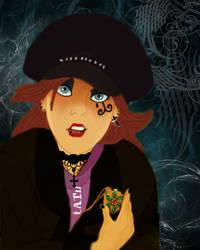 Goth Anya