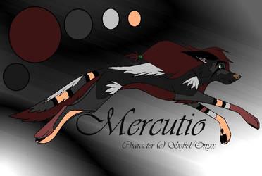Mercutio New PG Official Mascot