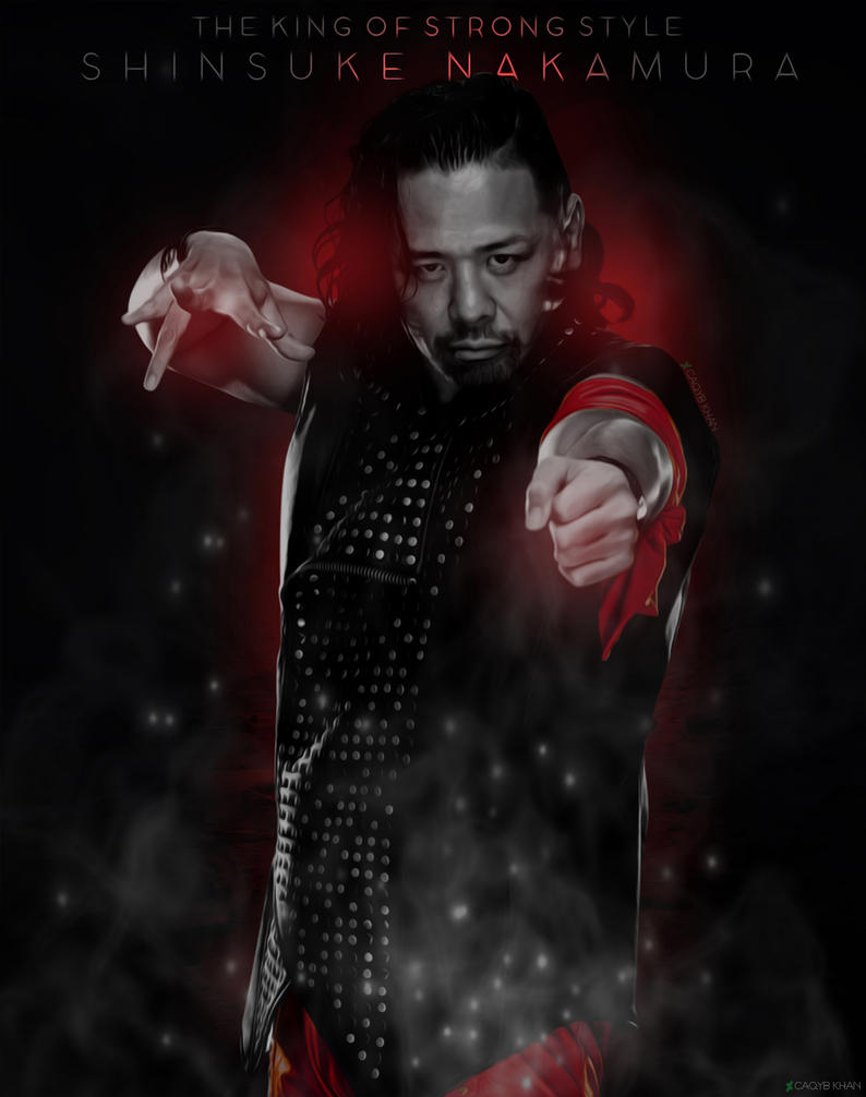 shinsuke nakamura wallpaper by - photo #2