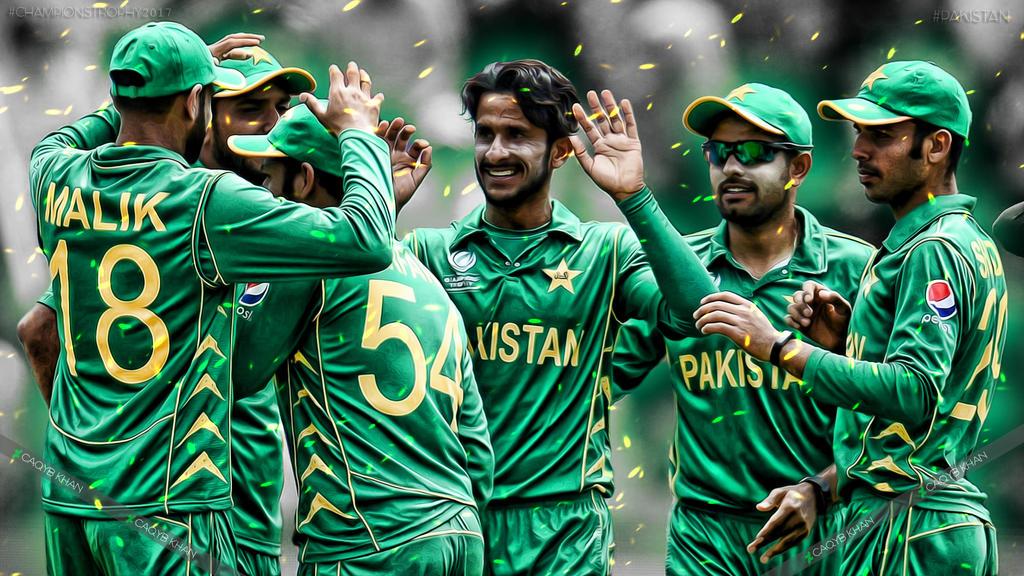 Pakistan cricket team wallpaper by caqybkhan1334 on deviantart - Pakistan cricket wallpapers hd ...
