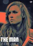 Becky Lynch ''The Man'' Poster.