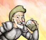Quijote Jarra