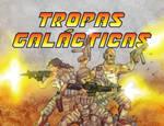 Tropas Galacticas cover