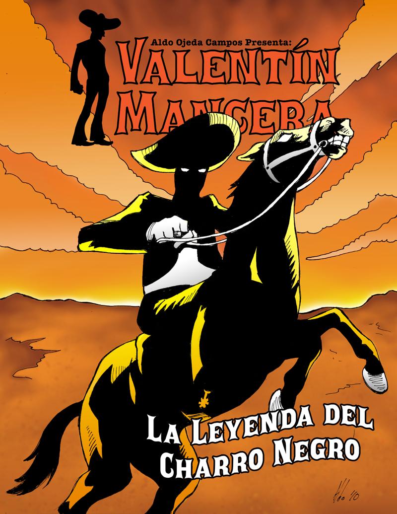 Charro Negro Cover