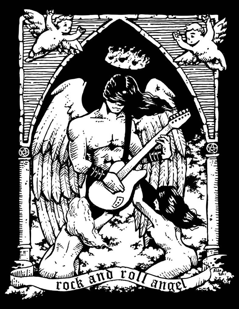 Rock n' Roll Angel