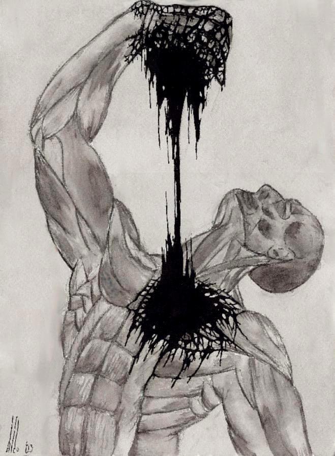Excrucior by maledictus