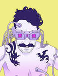 Cyberpunk Self
