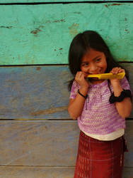 Guatemalan Girl by Phobia-Phobia