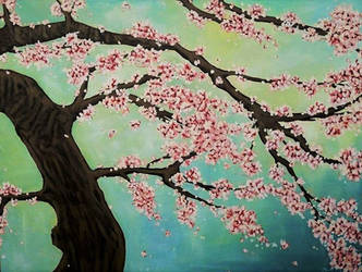 Cherry Blossoms by Phobia-Phobia