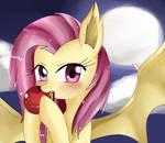 This is my apple...baka! o///o