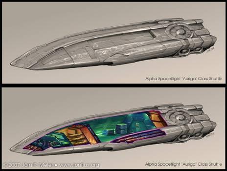 Xegity: Auriga Class Shuttle