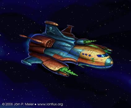 Pirate Spaceship