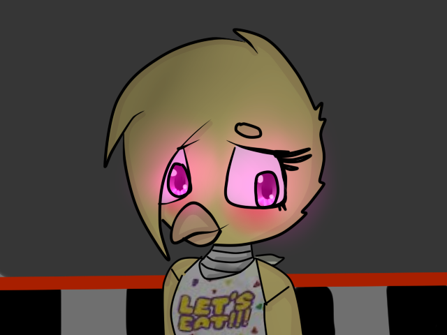 Chica five nights at freddy s by cute chica kawaii