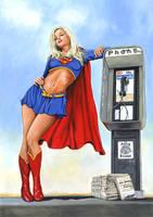 Supergirl by ED-LLOYD