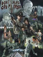 Walking Dead by ED-LLOYD