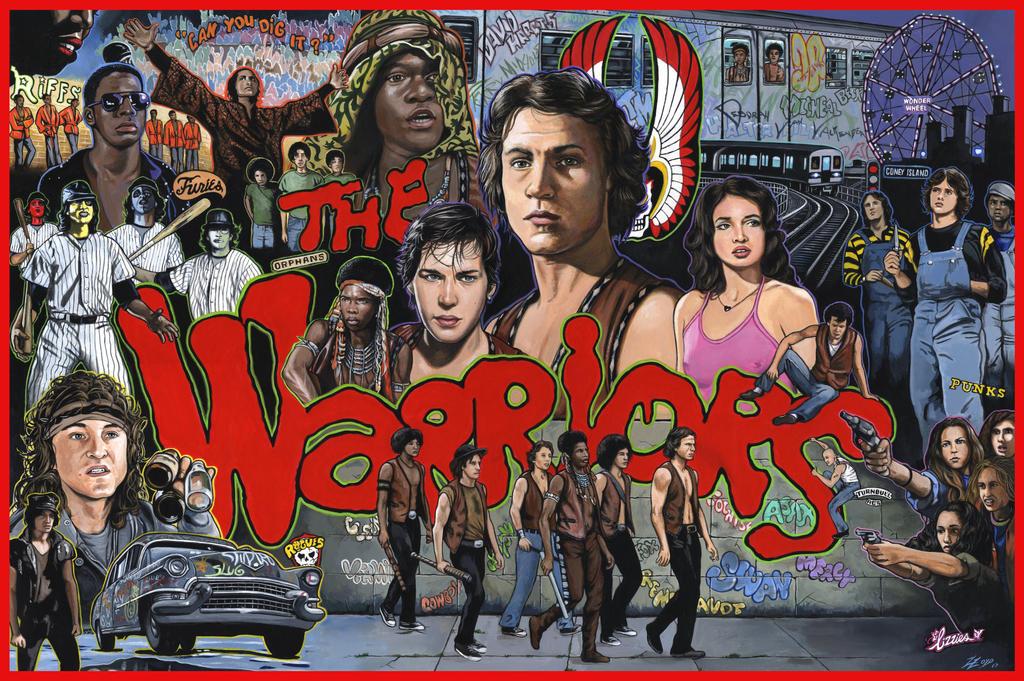 The Warriors 1979 movie by ED-LLOYD on DeviantArt