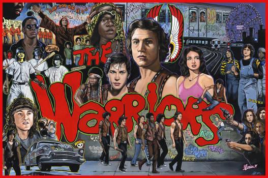 The Warriors  1979 movie