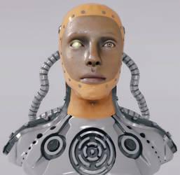 Robot Face