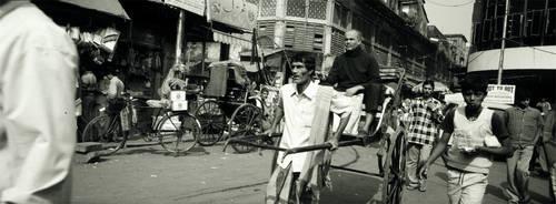 Kolkata Street Life Series 1 by krrrr1234