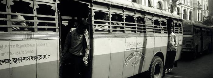 Kolkata Street Life Series 3 by krrrr1234