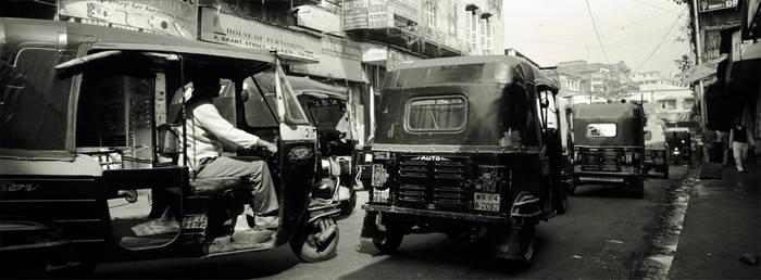 Kolkata Street Life Series 4 by krrrr1234