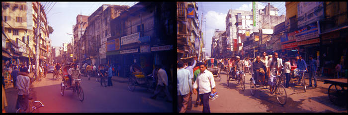 Dhaka City Life Analog Series 1 by krrrr1234